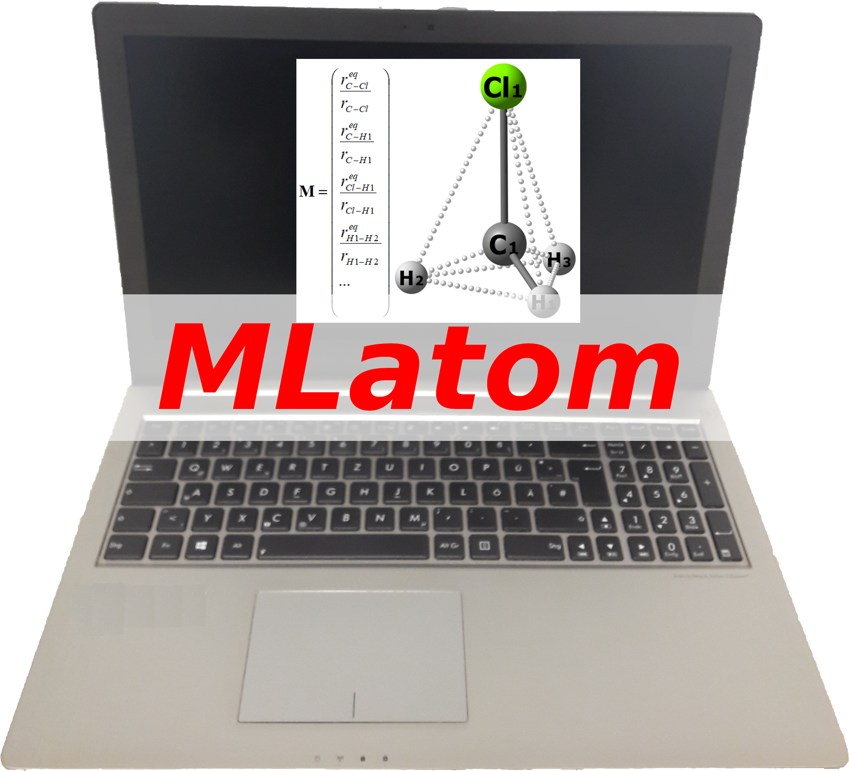 Paper on MLatom